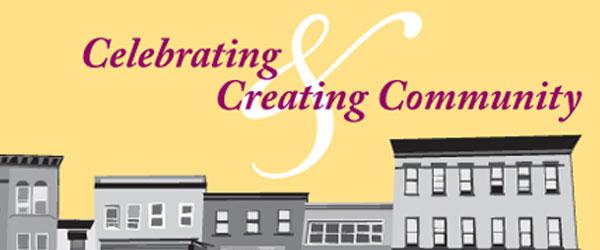 Celebrating and Creating Community